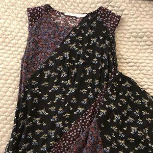 Zara Floral Maxidress size M